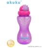 AKUKU Sport bögre szívószállal Akuku rózsaszín | Rózsaszín |