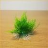 Akváriumi műnövény sűrű vékony szálú levelekkel (14 x 10 cm)