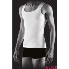 Alakformáló férfi atléta, Farmacell 418, fekete, M