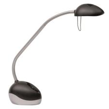 """ALBA Asztali lámpa, LED, 3-5,5 W,  """"LedX"""", fekete világítás"""