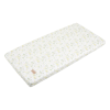 Albero Mio Eco & Love szatén gumis lepedő 60x120cm - E002 Picnic