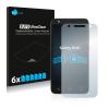 Alcatel 6db-os Savvies SU75 kristálytiszta kijelzőfólia, Alcatel U5 HD típusú telefonhoz