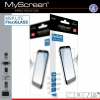 Alcatel One Touch Plus 10 (8085), Kijelzővédő fólia, ütésálló fólia, MyScreen Protector L!te, Flexi Glass, Clear, 1 db / csomag