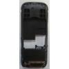 Alcatel OT-232 középső keret fekete swap*