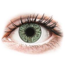 Alcon FreshLook Colors Green - dioptriával (2 db lencse) kontaktlencse