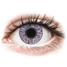 Alcon FreshLook Colors Violet - dioptria nélkül (2 db lencse) kontaktlencse