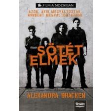 Alexandra Bracken Sötét elmék (filmes borítóval) irodalom