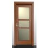 ALFA 3/D, borovi fenyő beltéri ajtó 75x210 cm