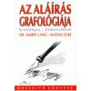 Alfons Lüke, Albert Lang Az aláírás grafológiája