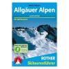 Allgäuer Alpen sítúrakalauz / Skitourenführer / Bergverlag Rother