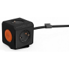 Allocacoc PowerCube Extended Remote 1.5m fekete