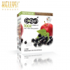 Alma és fekete ribiszke 100%-os préselt gyümölcslé 5 liter