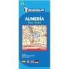 Almeria térkép - Michelin 71