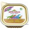 Almo Nature Daily Menu Bio 6 x 100 g - borjúhús & zöldség