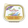 Almo Nature Daily Menu BIO Dog Csirke burgonyával - aludobozos 18x300g