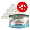 Almo Nature Legend 24 x 70 g - Tonhal & garnéla