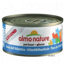 Almo Nature Legend 6 x 70 g - Csirke & tonhal macskaeledel
