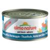 Almo Nature Legend 6 x 70 g - Tonhal, csirke & sajt