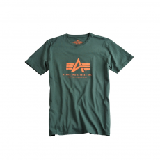 Alpha Industries Basic T - dark petrol póló