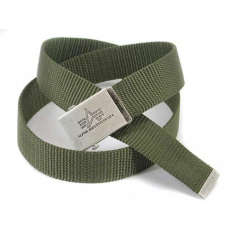 Alpha Industries Heavy Duty Belt 4 cm - olive