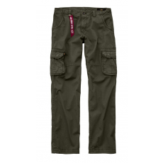Alpha Industries Jet Pant - dark olive