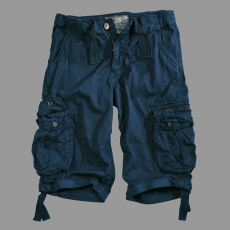 Alpha Industries Jet Short - replica kék