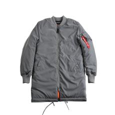 Alpha Industries MA-1 Coat Reflective - ezüst
