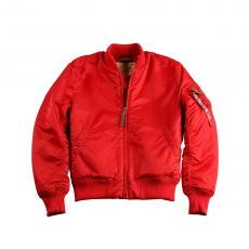 Alpha Industries MA-1 VF 59  Long - speed red