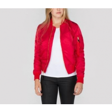 Alpha Industries MA-1 VF LW Női - speed red