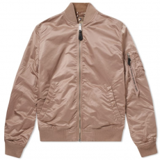 Alpha Industries MA-1 VF LW REVERSIBLE Női - mauve