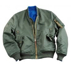 Alpha Industries MA-1 VF Rev - sage green
