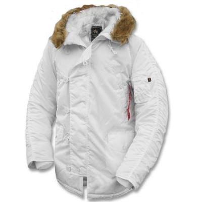 8088fe9f9a Alpha Industries N3B - fehér - Férfi kabát, dzseki: árak, összehasonlítás -  Olcsóbbat.hu