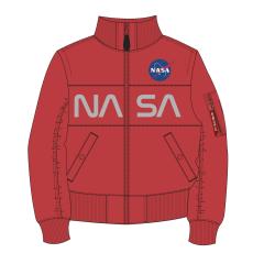 Alpha Industries NASA JACKET - speed red