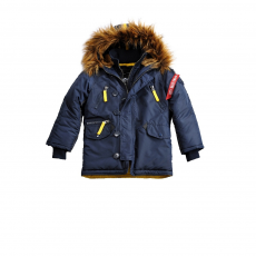 Alpha Industries PPS N3B Kids - replica kék