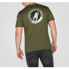 Alpha Industries SPACE SHUTTLE T - dark green