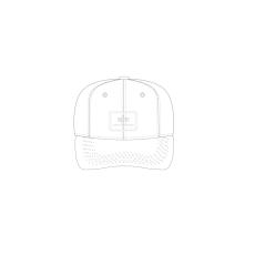 Alpha Industries X-Fit Cap II baseball sapka - fehér