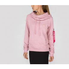 Alpha Industries X-Fit Hoody női - silver pink