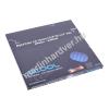 AlphaCool AlphaTube HF 13/10mm - UV Kék, 3m, Retailbox