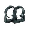 Alphacool Universal tartó Clip-On 50mm - fekete 2 db /15161/