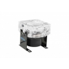 AlphaCool VPP655 PWM - G1/4 IG inkl. Eisdecke D5 - Plexi V.3
