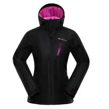 Alpine Pro Aleka 2 L / fekete női dzseki, kabát