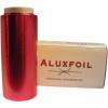 Aluxfoil melírfólia piros, 50 m