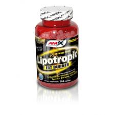 AMIX Lipotropic Fat Burner - 200 kapszula vitamin és táplálékkiegészítő