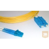 AMP SC/LC duplex patchkábel, MM 62.5/125µ, 5m (6536510-5)