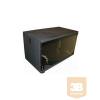 AMTECH RA-30-0900 9U 540x445 300 mély fali rack szekrény