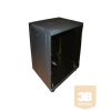 AMTECH RA-45-1200 12U 540x580 450 mély fali rack szekrény