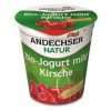 Andechser bio joghurt meggyes 150 g