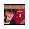 Andrea Bocelli Sacred Arias (Special Edition) (CD + DVD)