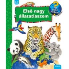 Andrea Erne Első nagy állatatlaszom gyermek- és ifjúsági könyv