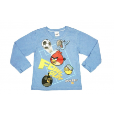 Andrea Kft. Angry Birds gyerek hosszú ujjú póló (méret: 98-140)
